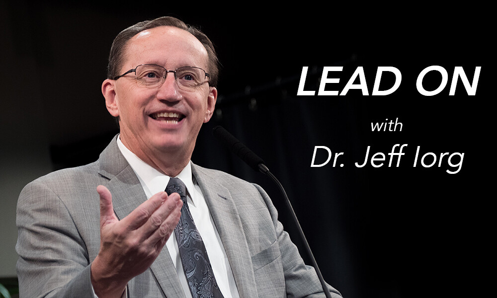 Leading Major Change in Your Ministry Part One