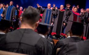 Gateway Seminary graduates 69 in winter commencement services