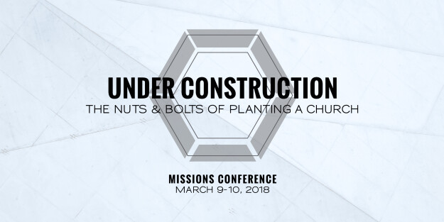 Under Construction: The Nuts & Bolts of Planting a Church
