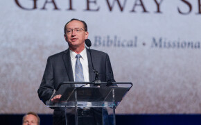 Iorg reports Gateway Seminary 'at its best'
