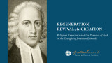 Jonathan Edwards Center Inaugural Conference
