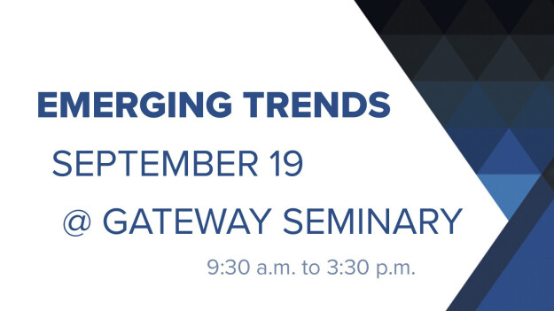 Legal Conference: Emerging Trends for Ministry