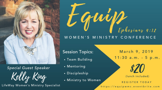 Equip | Women's Ministry Conference