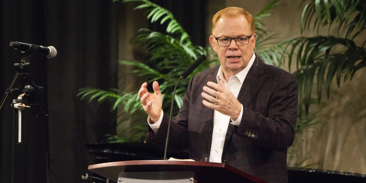 Gateway Chapel | Ted Traylor