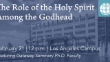 Holy Spirit Among the Godhead Panel