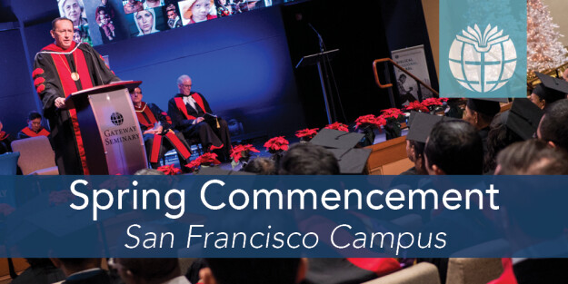 Spring Commencement | San Francisco Campus