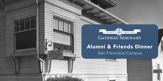 Alumni and Friends Dinner | San Francisco Campus
