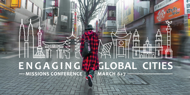 Engaging Global Cities | Missions Conference 2020