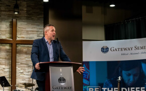 Greear at Gateway Seminary: All are called to the task of missions
