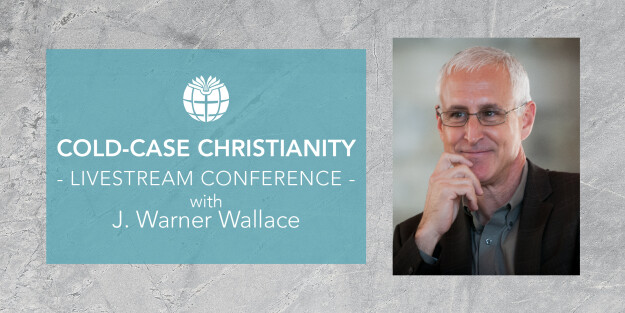 Cold-Case Christianity | Livestream Conference